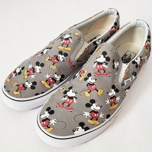 Vans Disney Mickey Mouse Slip-On Limited Edition